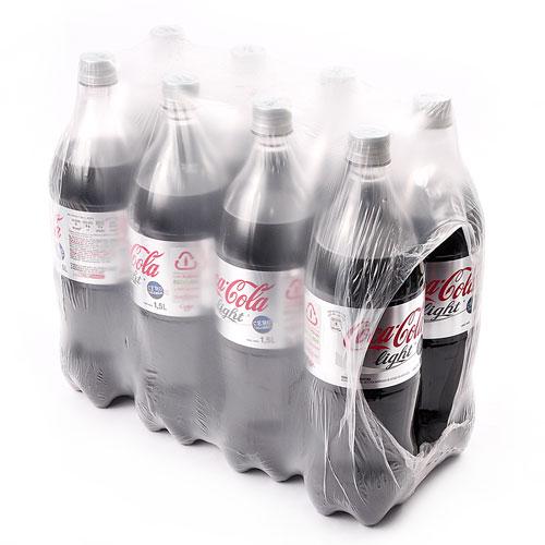 Hot shrink film For Coca Cola Pack