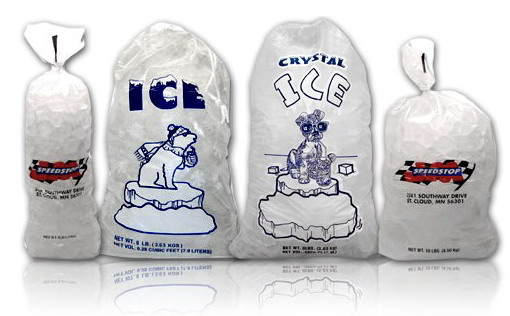 Plastic Ice Bag