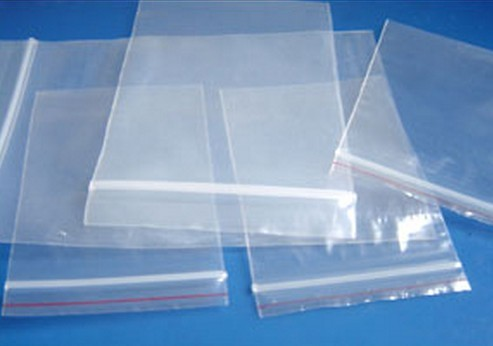 Plastic Zip Lock Bag